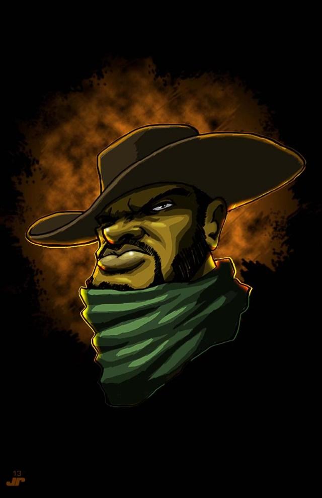 cowboyburn