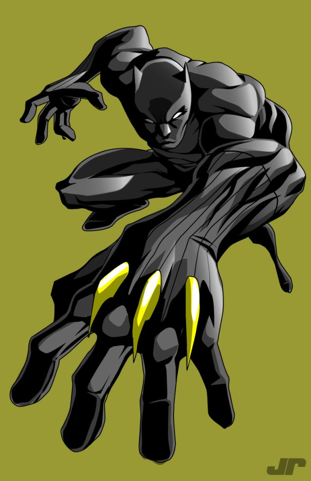 black panther color 1