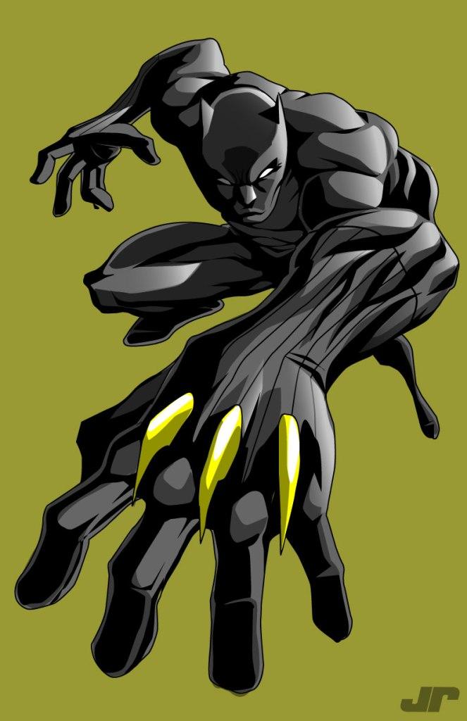 black panther color 1