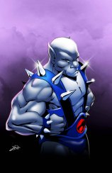 panthro color