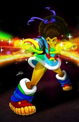 rainbow brite color-